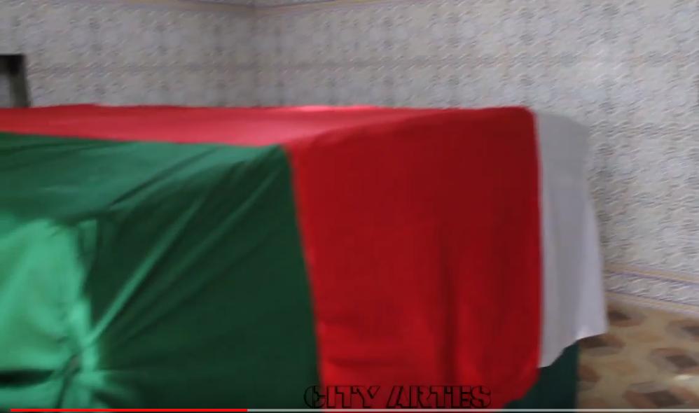 قبر الشريف محمد عبد الله نائل الأدريسي
